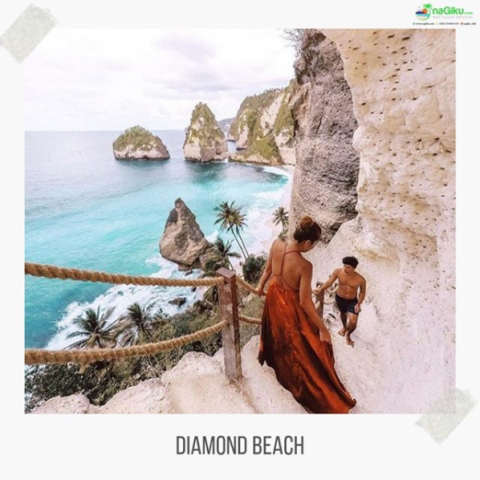 "Screenshot_2019-09-27 Bali Tourist Services on Instagram ""Diamond Beach is a stunning hidden beach located at the bottom of[...]"