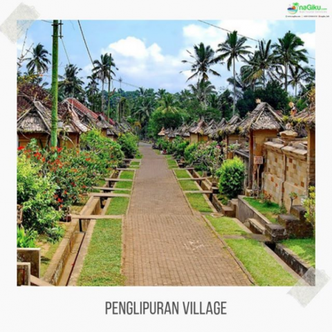 "Screenshot_2019-09-27 Bali Tourist Services on Instagram ""Penglipuran village is a beautiful highland village in the regenc[...]"