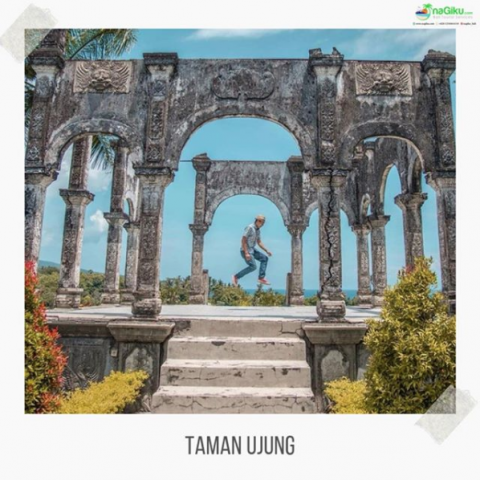 "Screenshot_2019-09-27 Bali Tourist Services on Instagram ""Taman Ujung ( Edge Sukasada Park ) was built in 1919 In the area [...]"