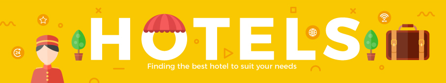 category banner hotel